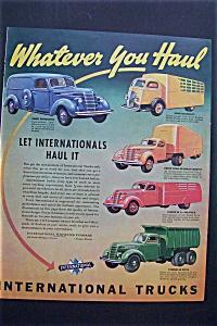 1938  International  Trucks (Image1)