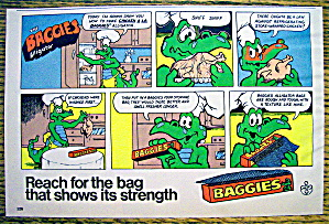 1973 Baggies With The Baggies Alligator