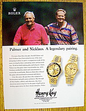 1997 Rolex w/ Palmer & Nicklaus (Image1)