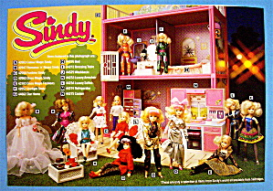1986 Sindy with Colour Magic Sindy (Image1)