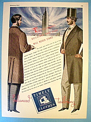 1944 Timely Clothes with Two Men Talking (Image1)