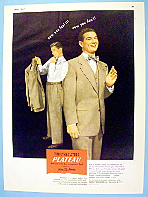 1947 Timely Clothes with Man in Plateau Suit (Image1)