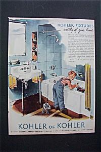 Vintage Ad: 1952 Kohler of Kohler (Image1)