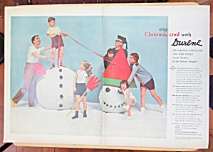 1957 Durene Yarn with Christmas Cool  (Image1)