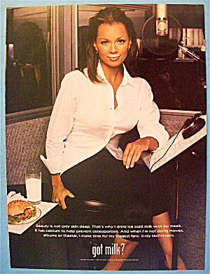 1998 Got Milk With Vanessa Williams
