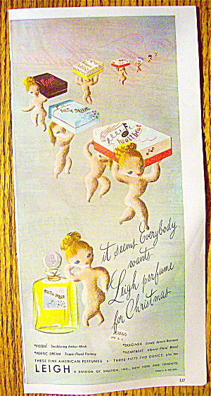 1945 Leigh Perfume with Poetic Dream (Image1)