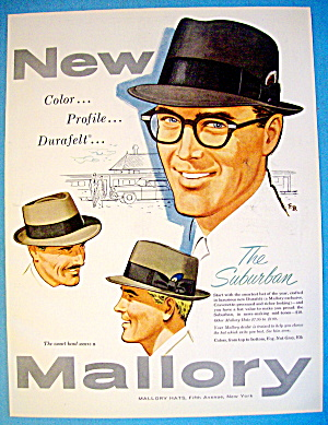 1956 Mallory Hats with The Suburban (Image1)
