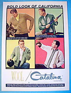 1963 Catalina Sweaters with Four Different Sweaters (Image1)