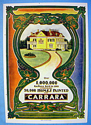 1904 Carrara With 50,000 Homes Painted (Image1)
