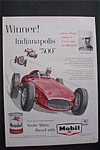 1958  Mobiloil with Jim Bryan (Image1)