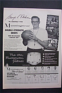 1958  Munsingwear  with  George  L.  Mikan (Image1)