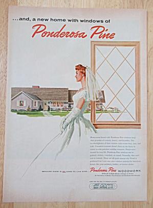1958  Ponderosa  Pine  Woodwork (Image1)