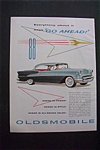 1955  Oldmobile  88  Automobile (Image1)