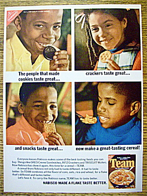 1969 Nabisco Treats with Oreo, Ritz & More (Image1)