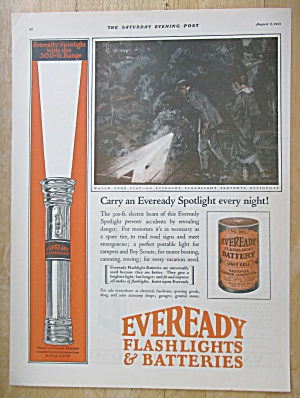 1922 Eveready Batteries with Watch Your Step (Image1)