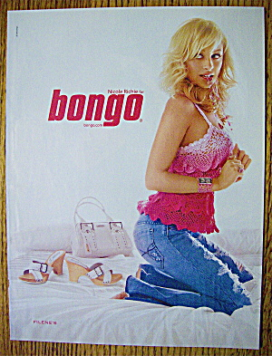 2005 Bongo With Nicole Richie