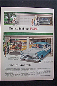 1955  Ford  Cars (Image1)