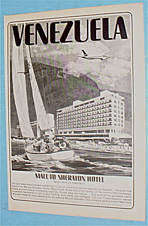 1965 Macuto Sheraton Hotel In Venezuela (Image1)