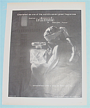 1960 Revlon Intimate With Blindfolded Cupid (Image1)