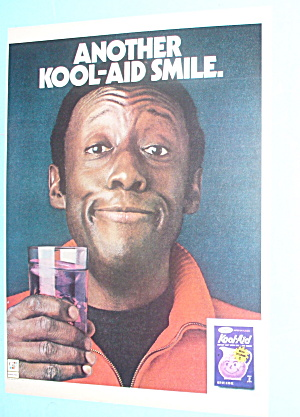 1973 Kool Aid With Man Smiling