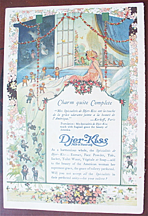 1919 Djer Kiss with Charm Quite Complete (Image1)