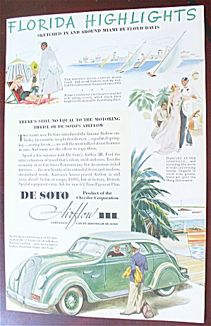 1936 Florida Highlights with the De Soto Airflow III (Image1)