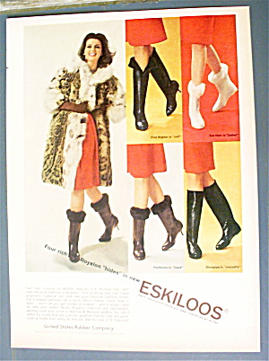1963 Eskiloos with a woman & 4 Different Styles (Image1)