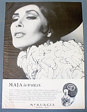 1966 Myrurgia Perfume with Maja (Image1)