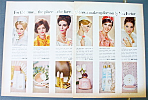 1963 Max Factor Make Up with Variety Of Women (Image1)