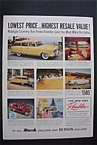1955 Rambler  Automobiles (Image1)