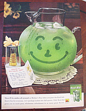 1962 Kool Aid With Mother's Day Note (Image1)