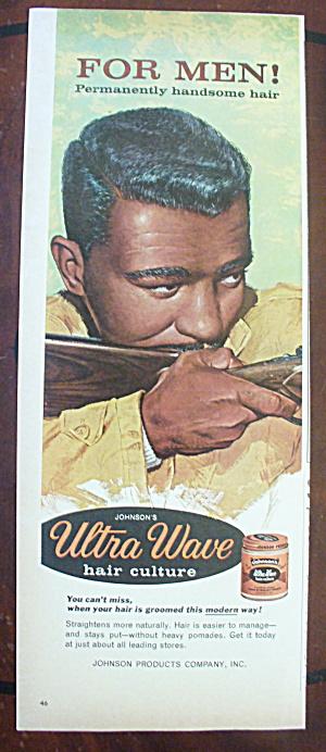 1965 Johnson Ultra Wave With Man & Gun (Image1)
