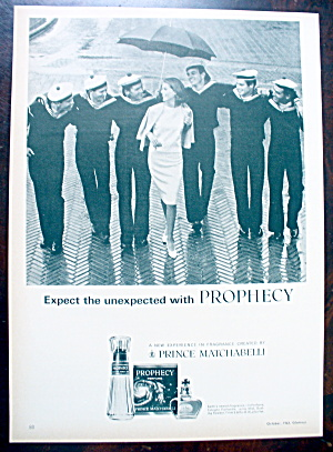 1963 Prophecy With Woman & Sailors (Image1)
