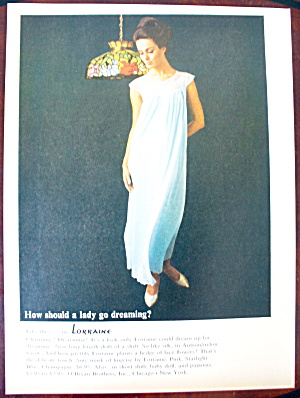 1963 Lorraine With Woman In Night Gown (Image1)