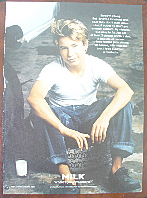 1997 Milk With Jonathan Taylor Thomas (Randy)