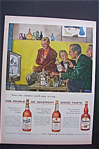 1955 Kentucky, Glenmore & Old Thompson Whiskies