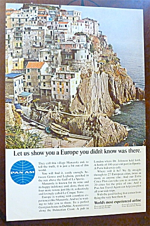 1966 Pan Am With Europe