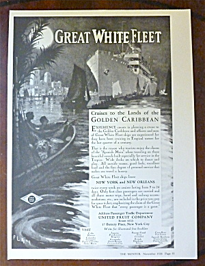 1928 Great White Fleet with Golden Caribbean  (Image1)
