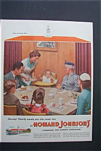 1955  Howard  Johnson's  Restaurants (Image1)