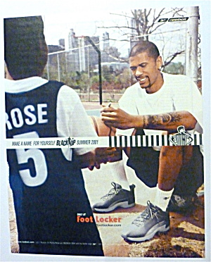 2001 Reebok Blacktop with Jalen Rose  (Image1)