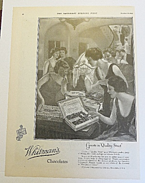 1922 Whitman's Chocolates With Women Talking (Image1)