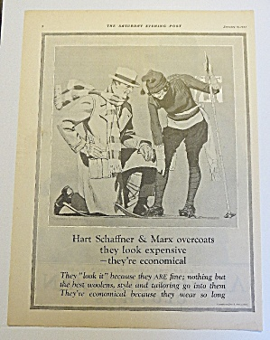 1923 Hart, Schaffner & Marx With Man & Woman (Image1)