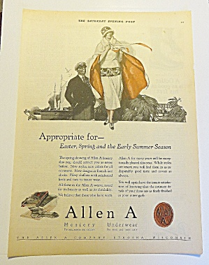 1924 Allen A With Woman Walking (Image1)