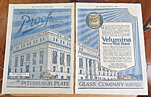 1925 Velumina Wall Paint With Mellon National Bank (Image1)