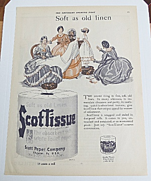 1926 Scottissue With Women Sewing (Image1)