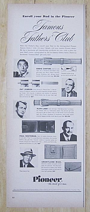 1954 Pioneer Accessories w/Eddie Cantor & More      (Image1)
