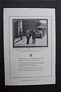 1918 Dual Ad: Automobile Ad & Portland Cement (Image1)