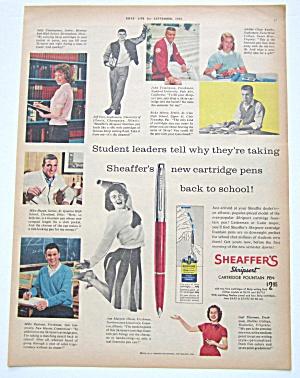 Vintage 1959 Sheaffer's Skripsert Fountain Pen (Image1)