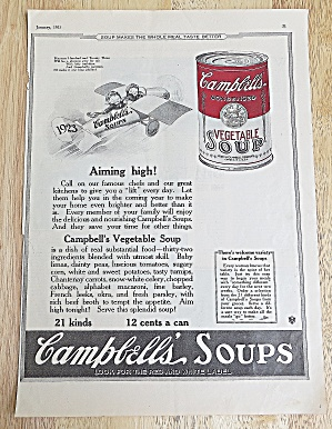 1923 Campbell's Vegetable Soup (Image1)