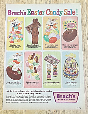 1961 Brach's Candy With Easter Candy